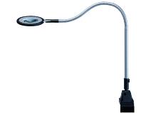 Förstoringslampa med belysning